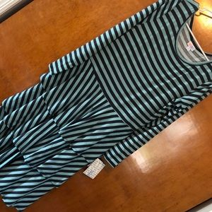 Authentic Lularoe Georgia XL